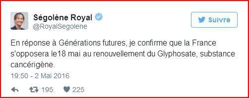 Glyphosate : il se passe des choses extraordinaires aux USA, et tout est normal en France