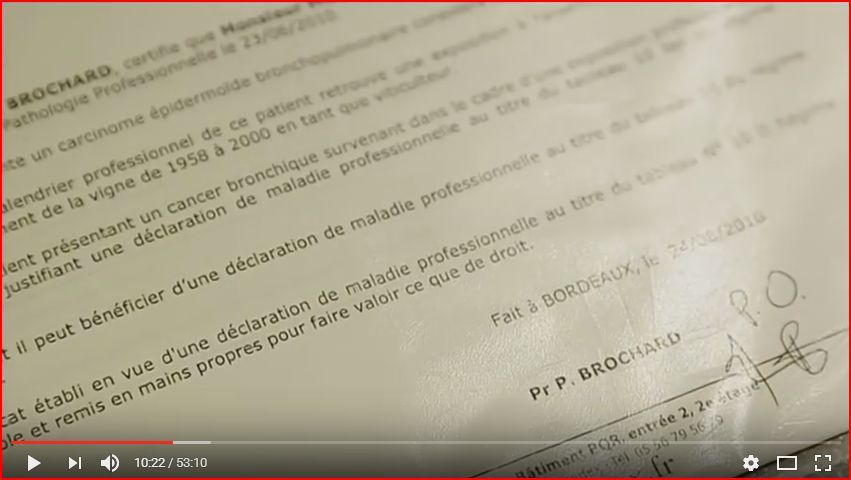« Pesticides, le poison de la terre » sur France 5 : documentaire ? Non ! Publireportage ? Oui !