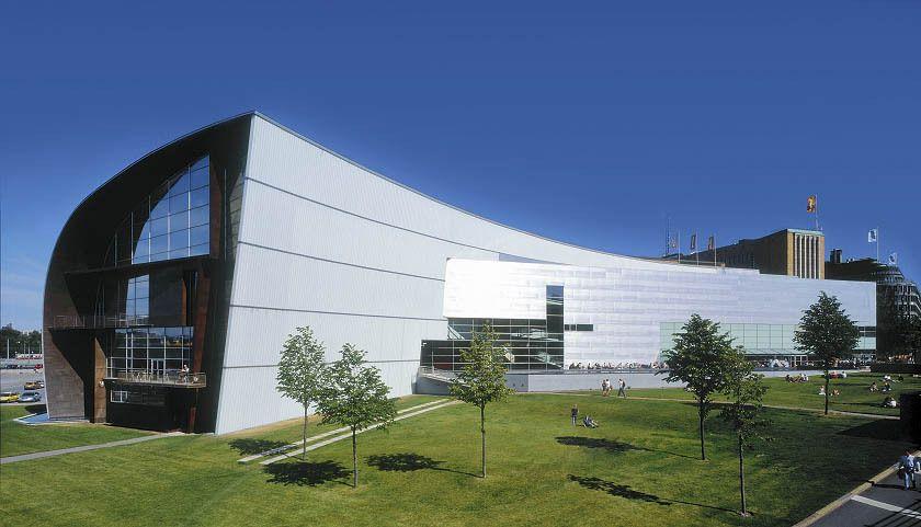 Musée Kiasma (Crédit Photo : http://www.finma.ru/news/49540/)