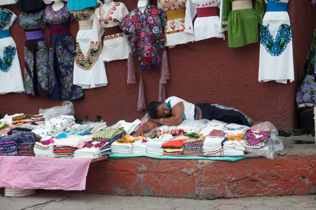 La sieste mexicaine : une institution!!