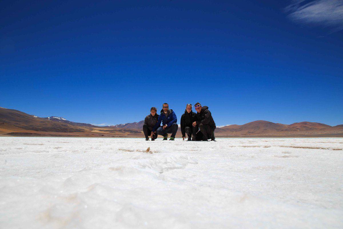 Atacama - Jour 5 : Piedras Rojas et Laguna Tuyajto