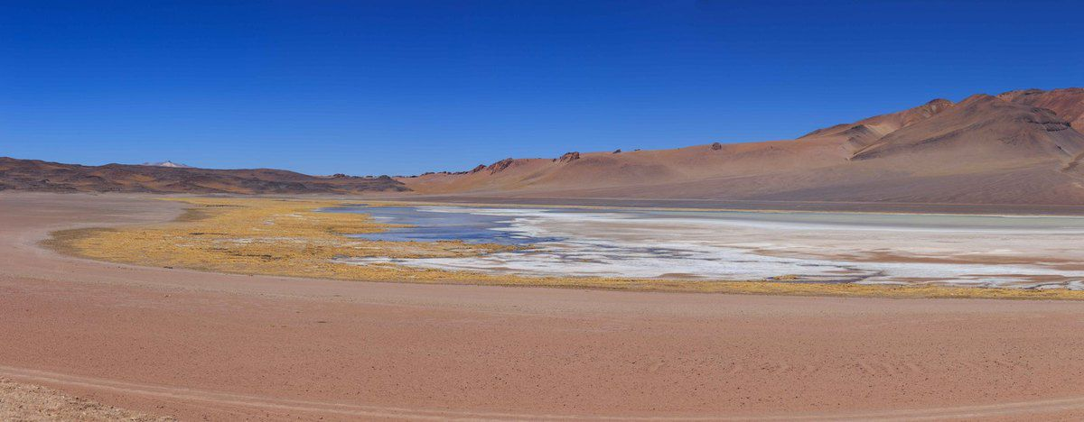 Laguna Agua Caliente