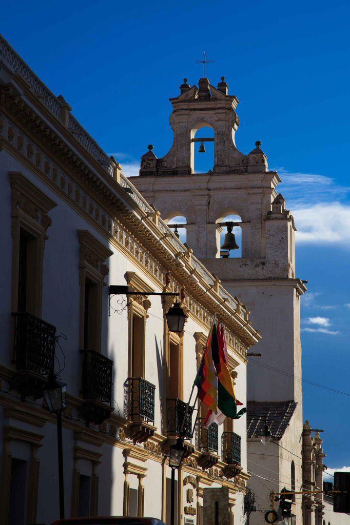 Ville coloniale de Sucre