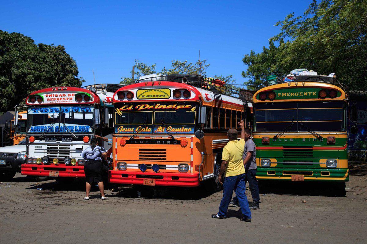 Moyen de transport haut en couleur !