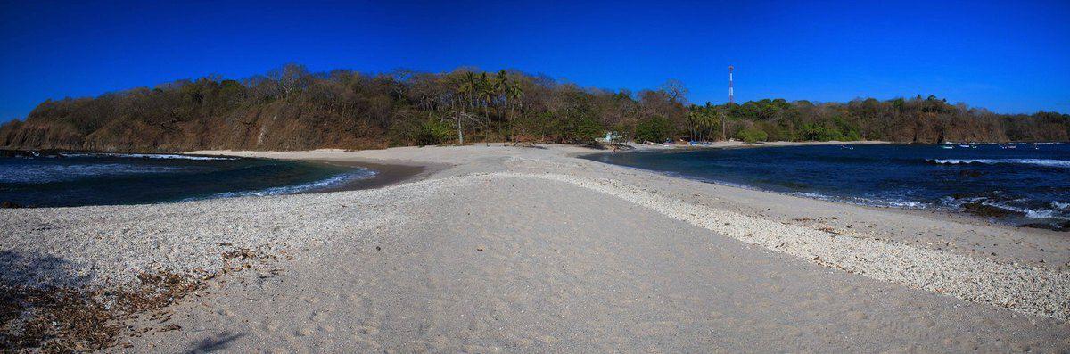 Playa San Juanillo - seconde nuit en tente