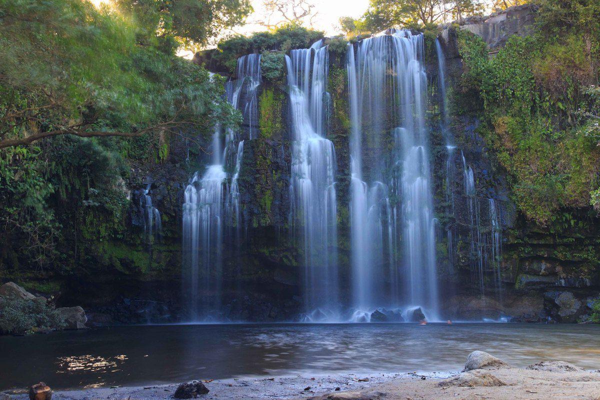La cascade de Llanos de Cortes