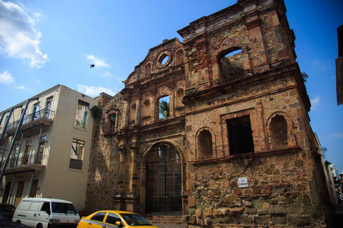 Centre historique Panama
