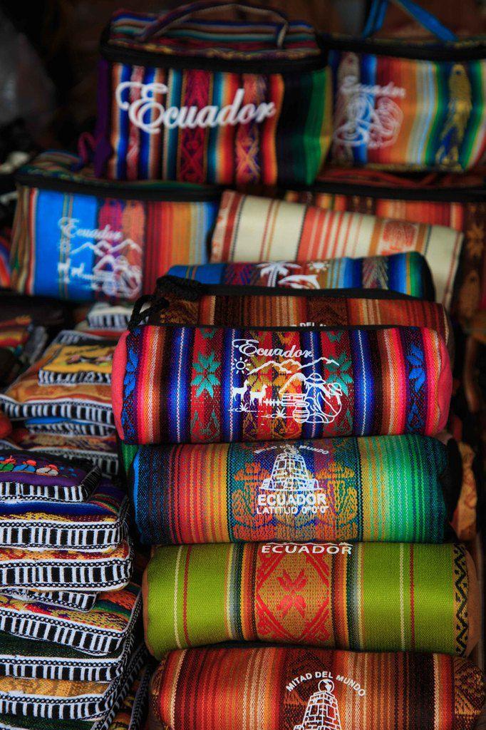 Le marché, haut en couleur