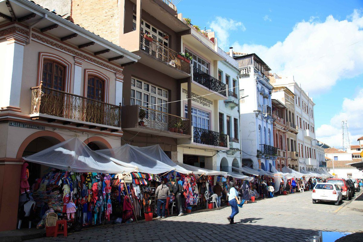Cuenca et Vilcabamba