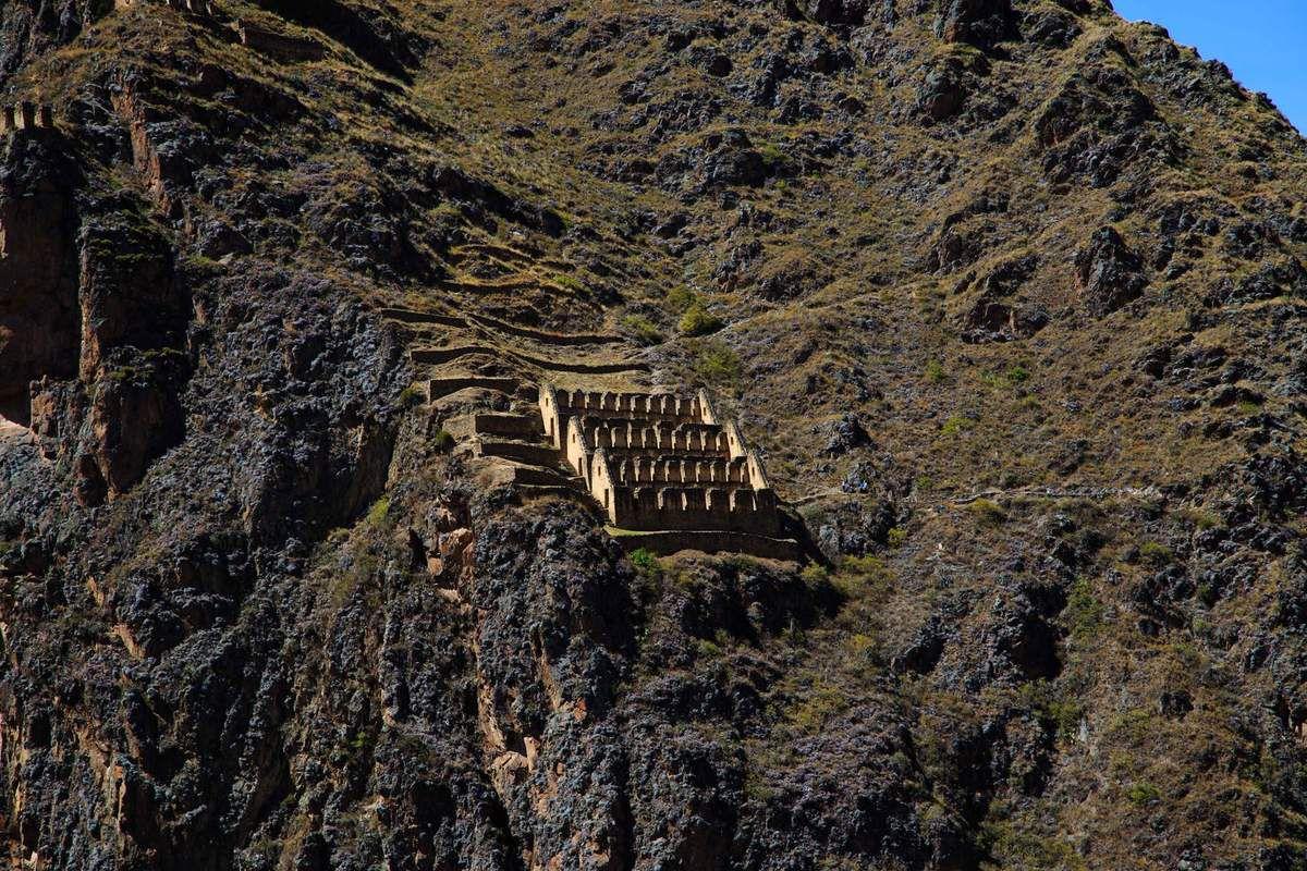 Site archéologique Ollantaytambo