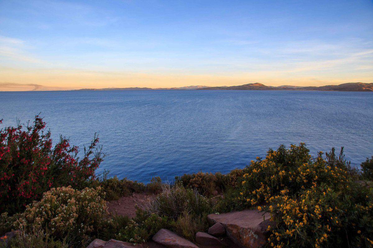 Lac Titicaca côté Pérou