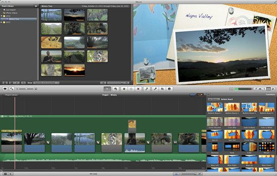 Convert and Burn iMovie Projects on Mac