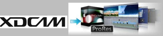 Encode XDCAM to Apple ProRes on Mac