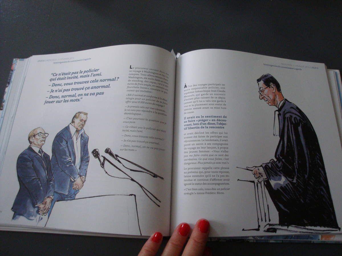 Le procès Carlton, de François BOUCQ et Pascale ROBERT-DIARD
