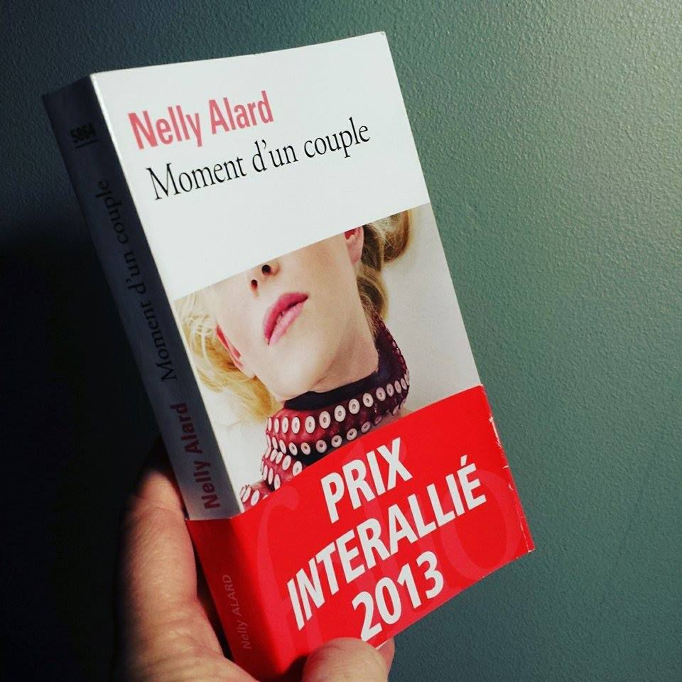 Moment d'un couple, de Nelly ALARD