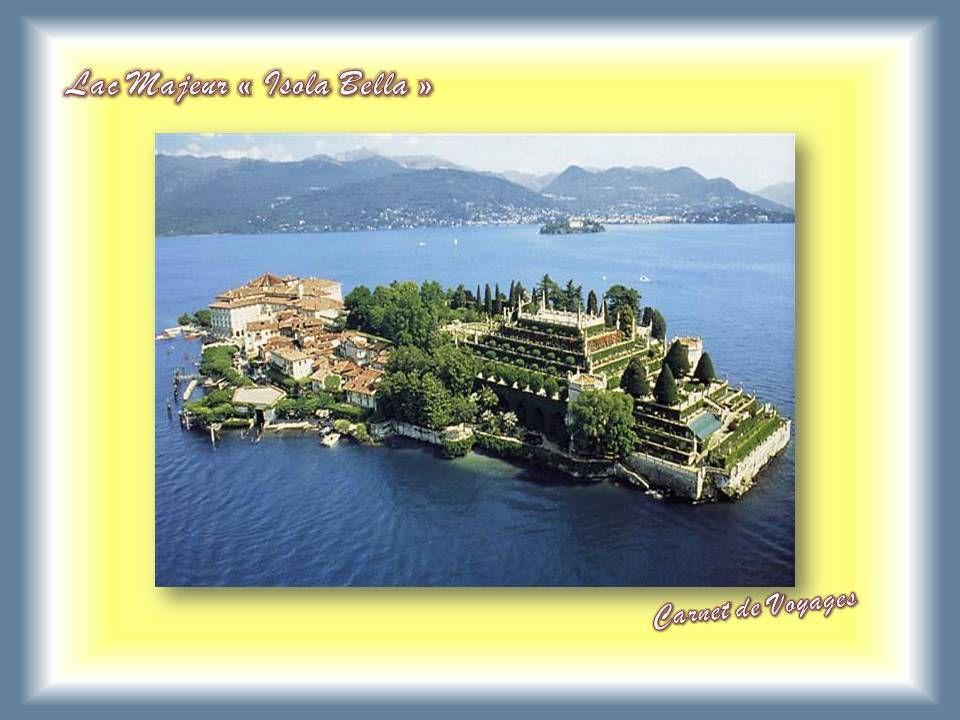 Italie - Lac Majeur &quot&#x3B;Isola Bella&quot&#x3B;