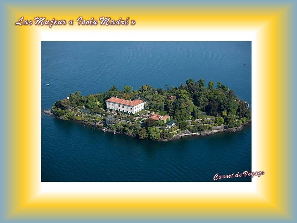 Italie - Lac Majeur &amp&#x3B; ses Iles