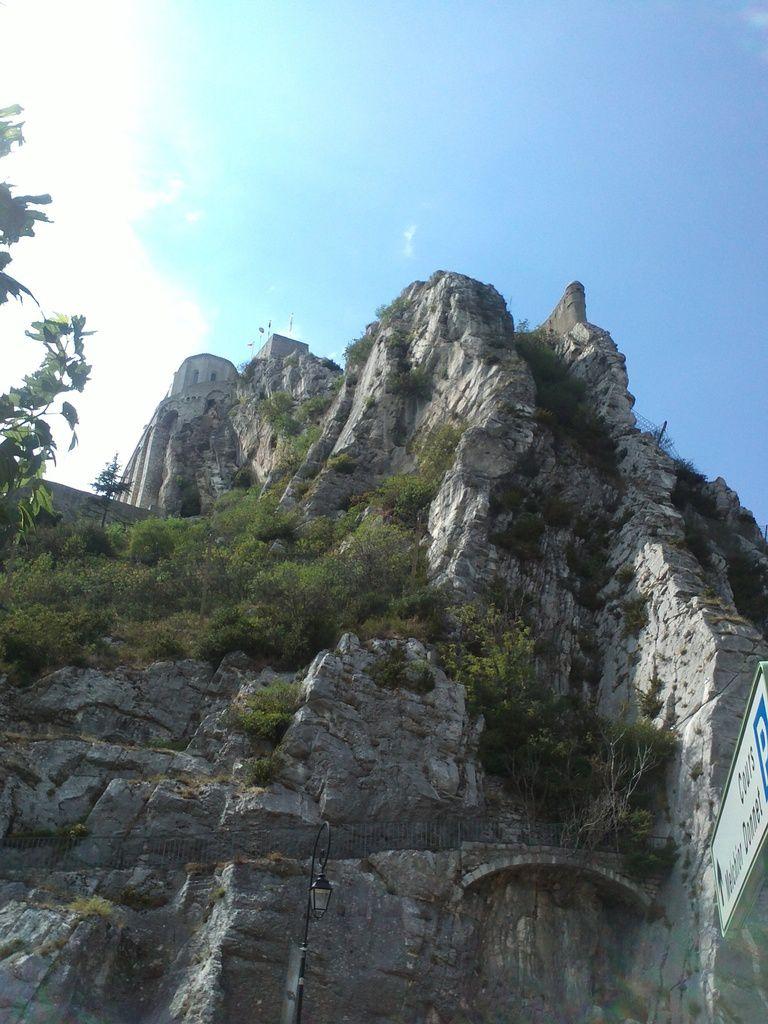 Sur la Route Napoléon