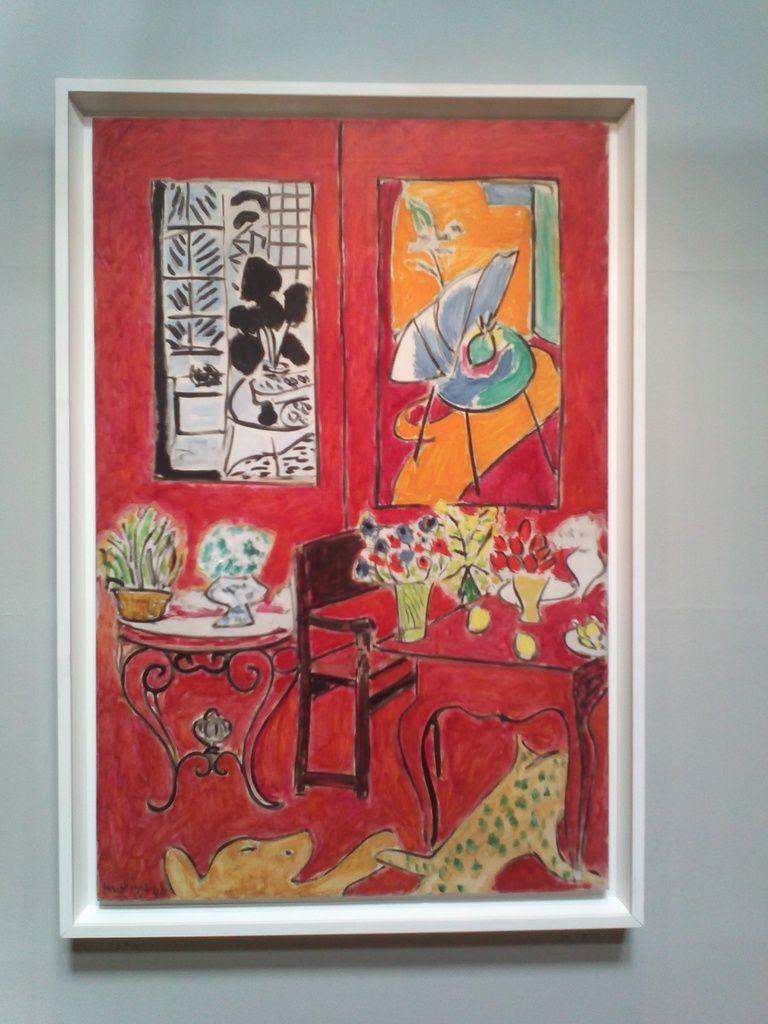 Suisse - Exposition Henri Matisse à Martigny