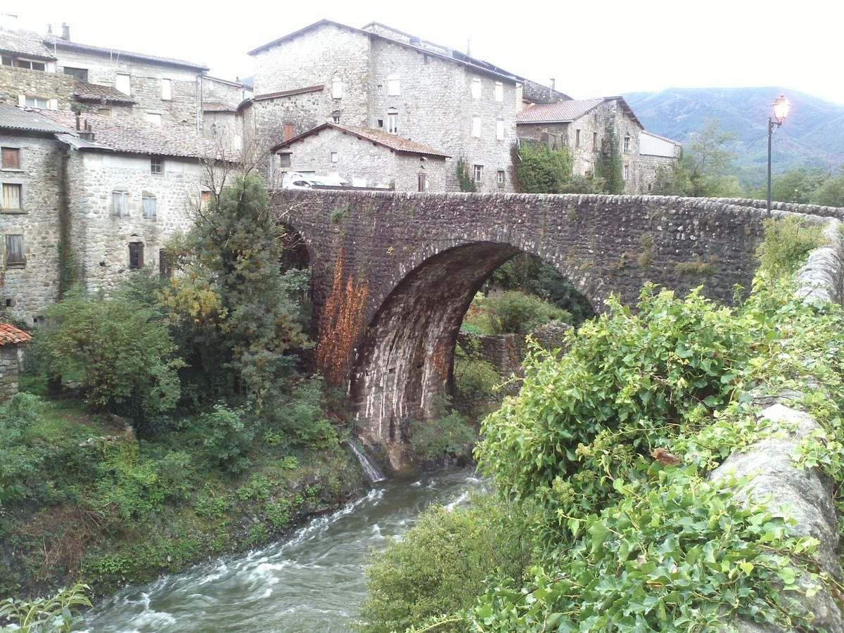 Le pont Chastelas