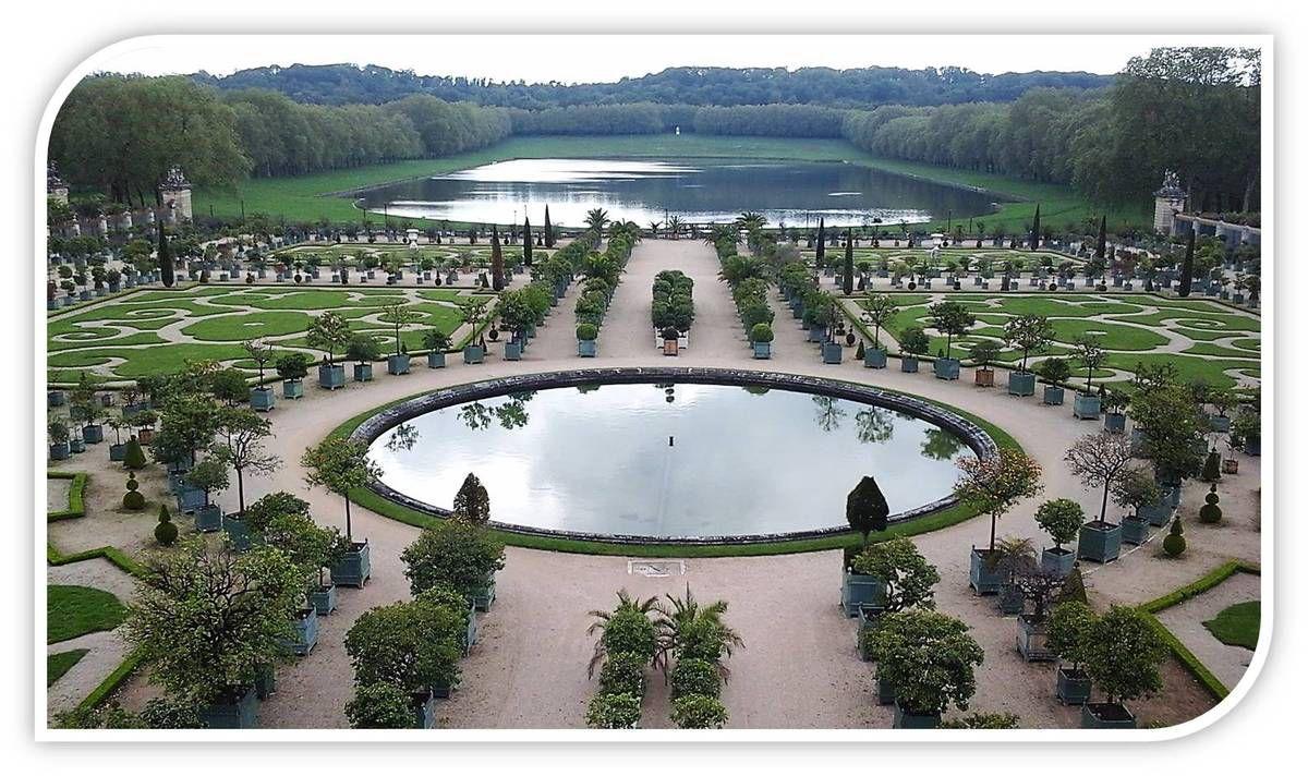 Versailles & ses jardins