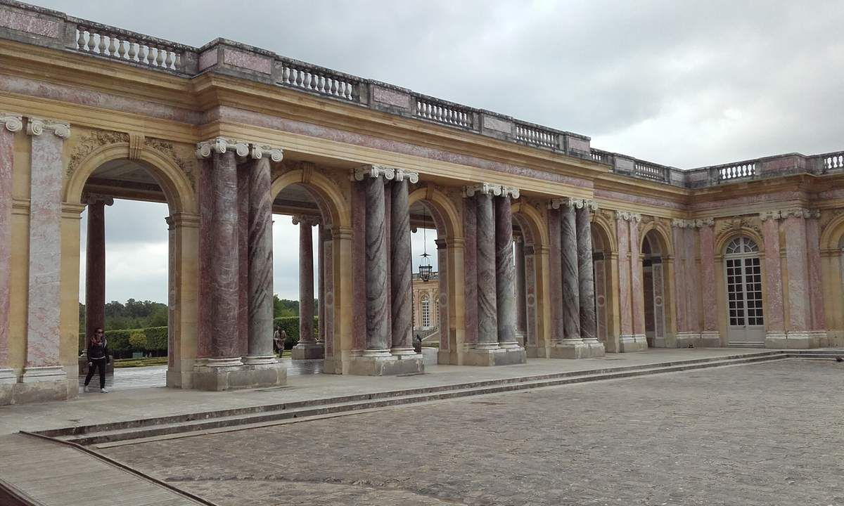 Versailles & Le Grand Trianon