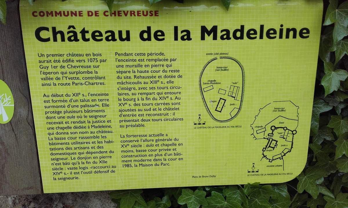Château de la Madeleine