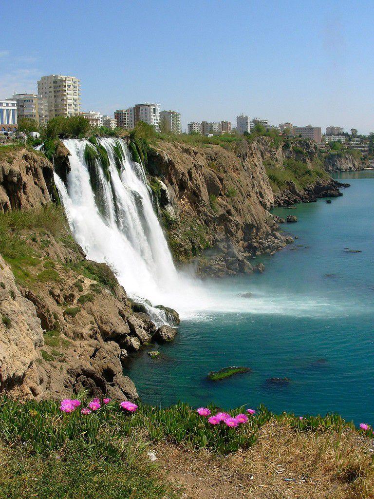 Turquie : Aqueduc d'Aspendos - Cascades de Düden