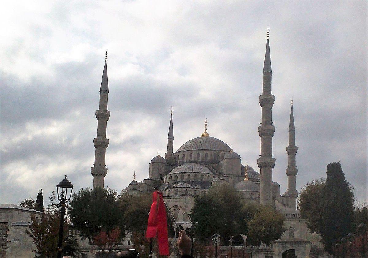 La Mosquée Bleue de Istanbul