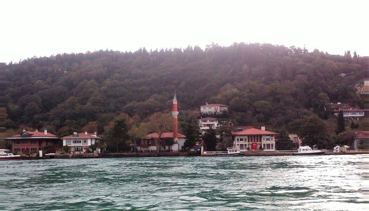 TURQUIE Istanbul Le Bosphore