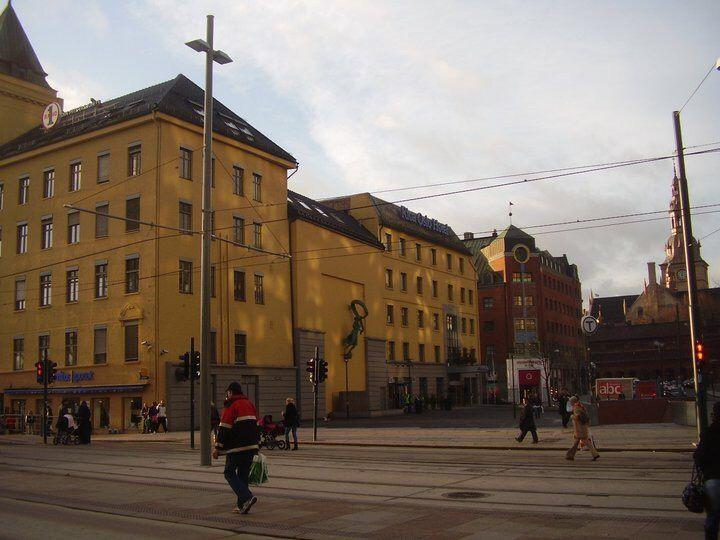 Göteborg , Oslo .