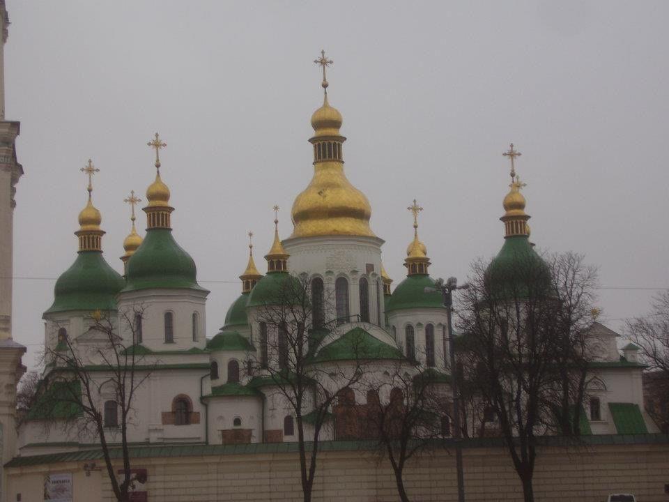 Kiev avant la Guerre ( Janvier 2012 )