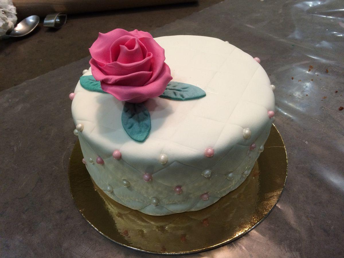La date de mon mariage approche... et celle du wedding cake que je ...