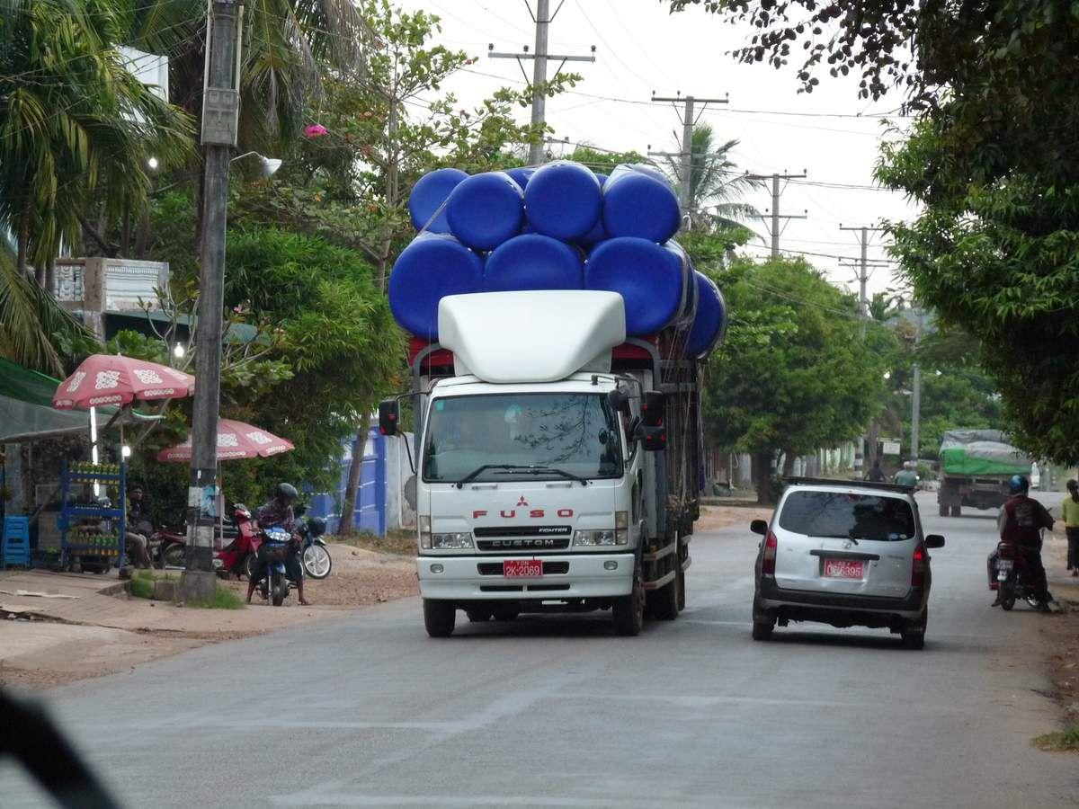 Retour à Hpa An, notre ville préférée du Myanmar (avec Hsipaw)