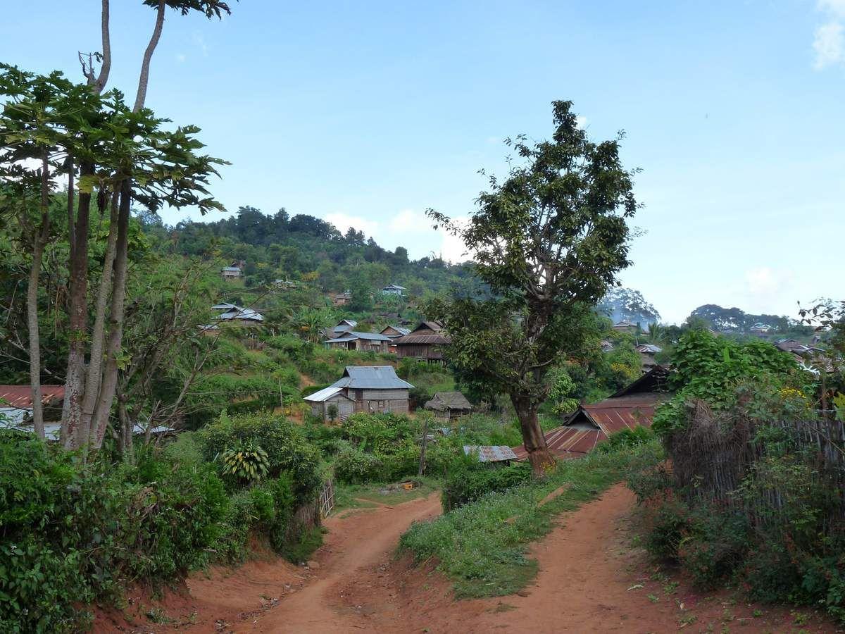 Trek autour de Hsipaw