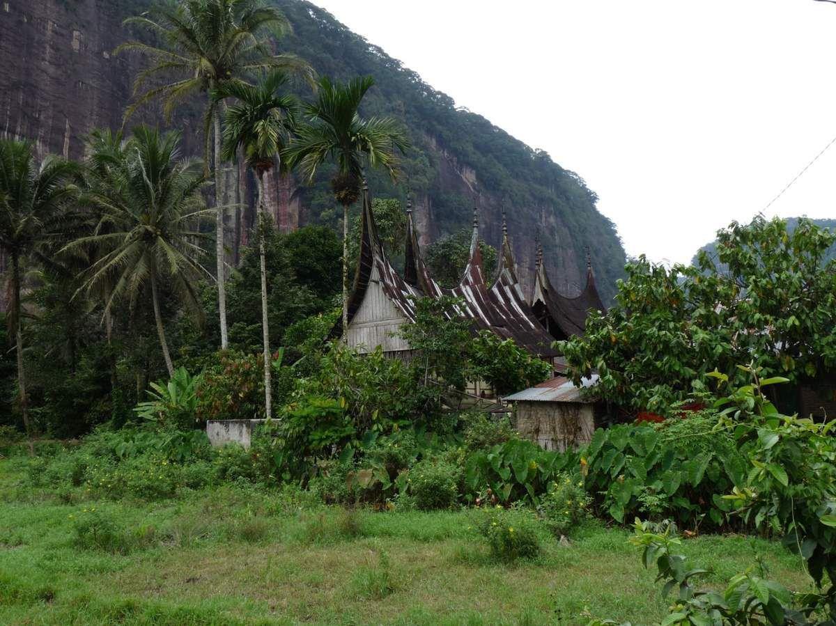 Sumatra : Vallée d'Harau