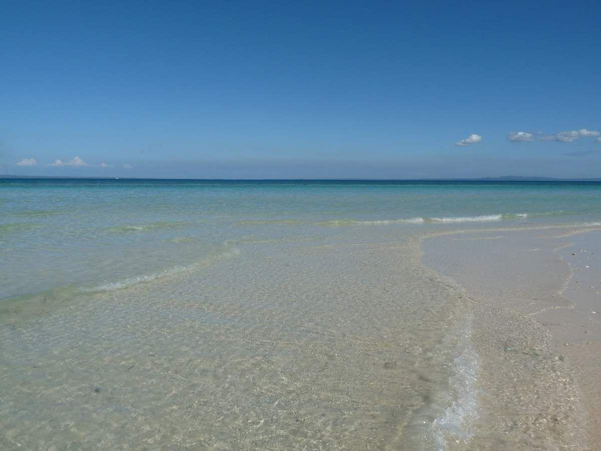 Bantayan Island : retour et repos sur notre plage