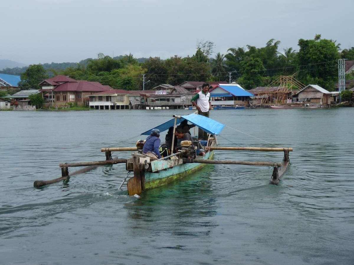 Sulawesi / Tentena et ses environs