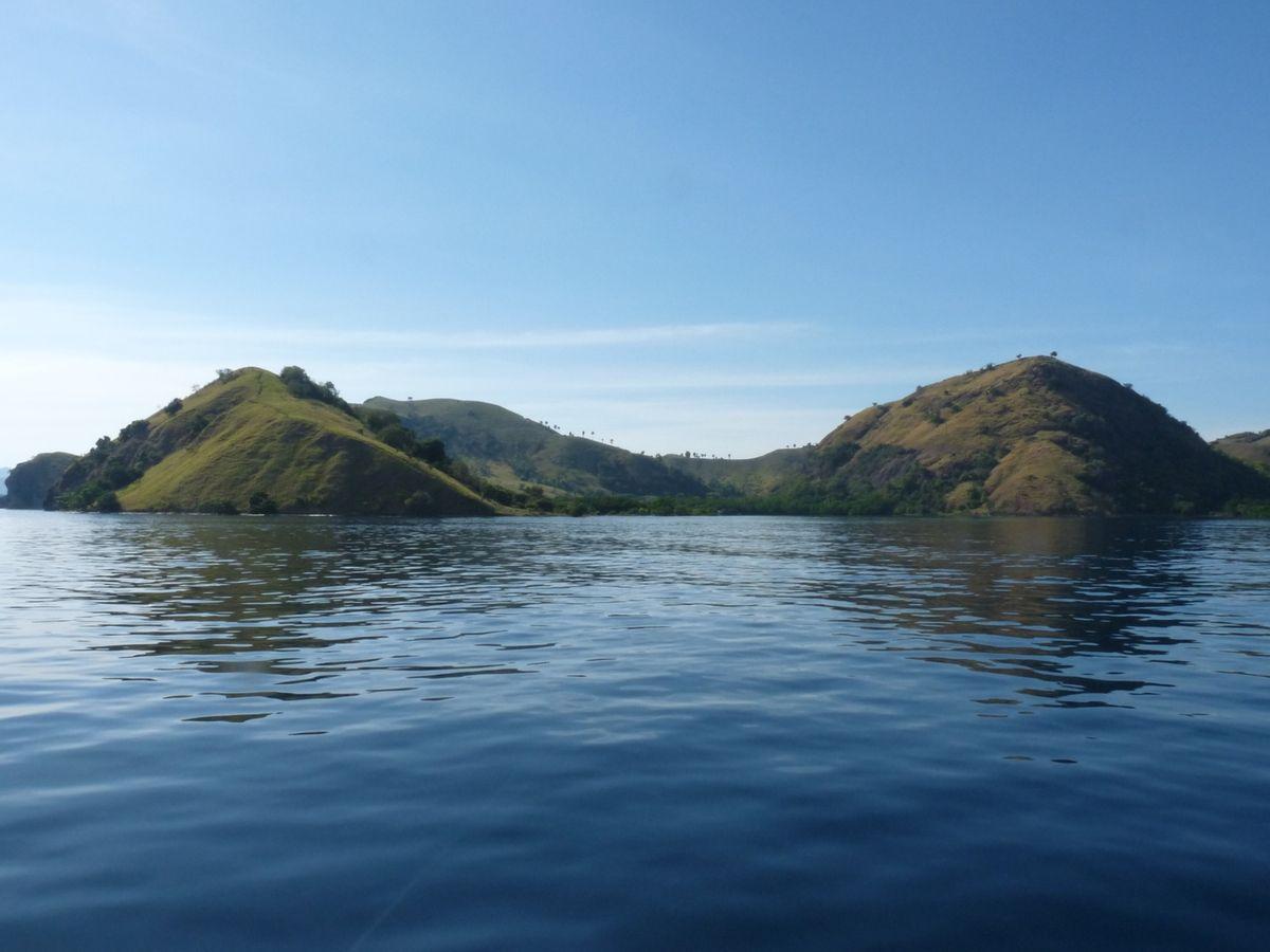 Entre Florès et Lombok : en mer pour Rinca
