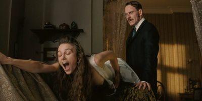 Le cinéma hors normes en dix démesures... - Emma va au cinéma A Dangerous Method Scene