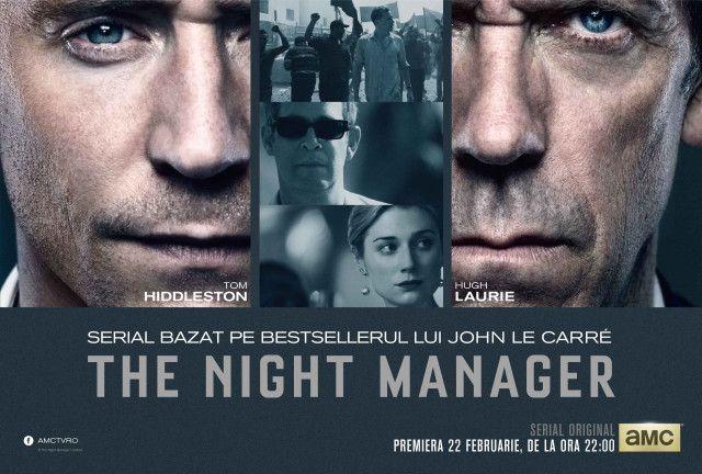The night manager ou le retour de Hugh Laurie
