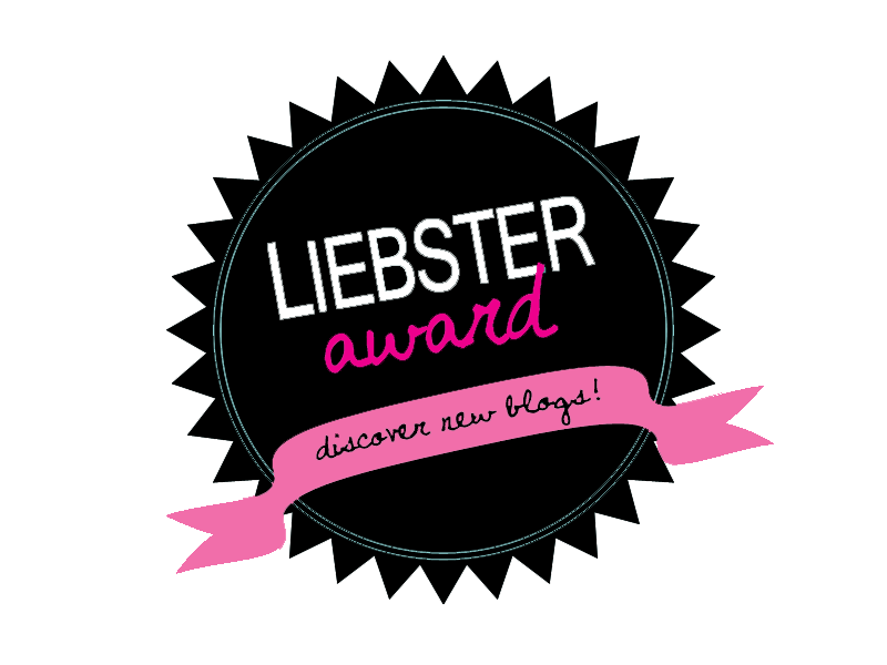 le Liebster tag Awards