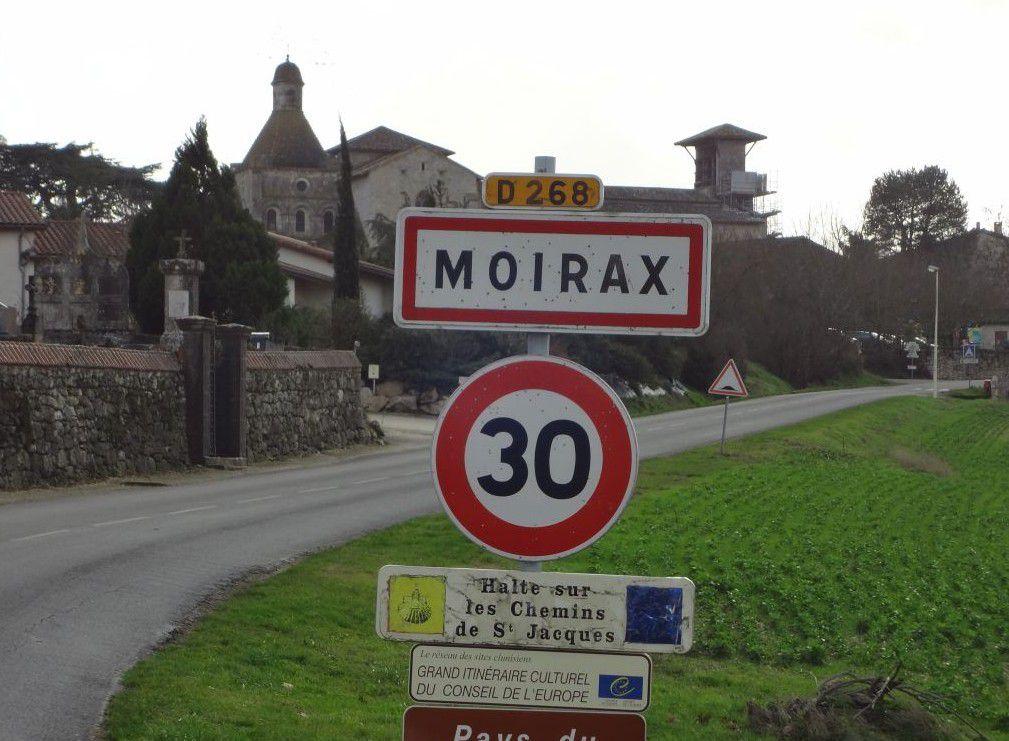 Motion de soutien de  MOIRAX
