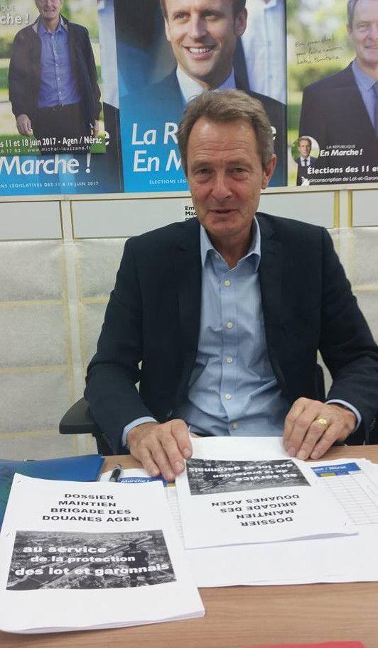 Rencontre avec Michel Lauzzana