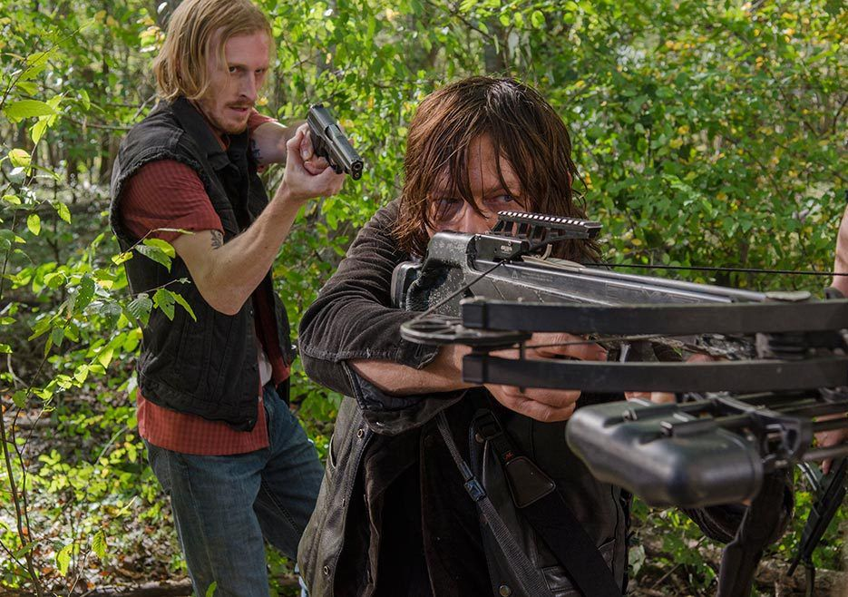 The Walking Dead épisode 5 : la tension monte de plus en plus