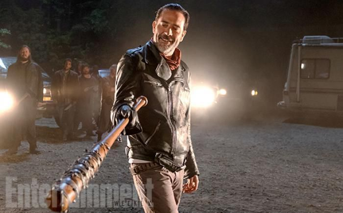 The Walking Dead saison 7 : photo promo