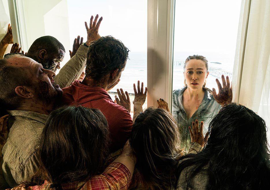 Fear The Walking Dead épisode 10 : le retour des infectés