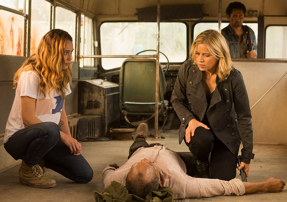 Fear The Walking Dead épisodes 14 et 15 : un season finale explosif !