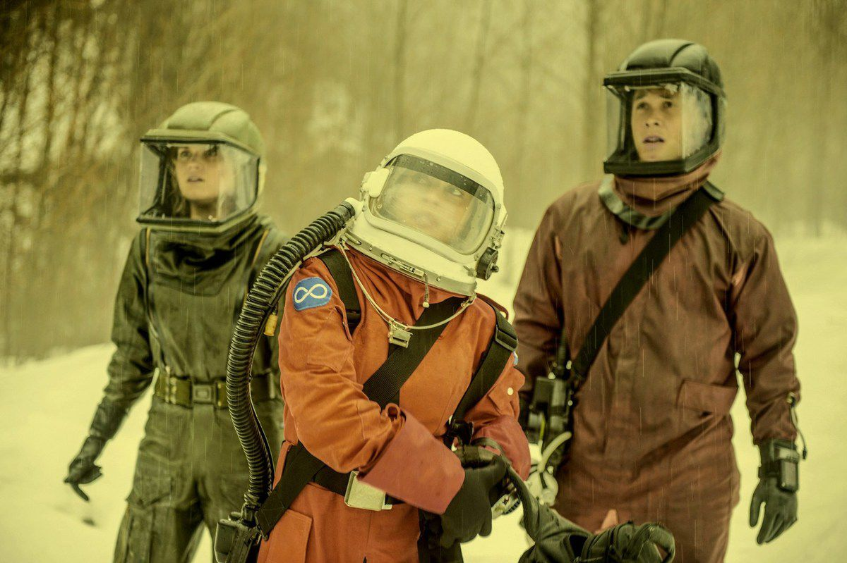 The 100 épisode 13 : home sweet home.