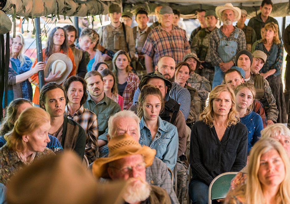 Fear The Walking Dead épisode 3 : retour d'un ancien personnage